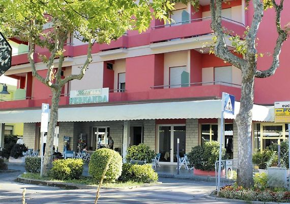 Hotel fernanda cesenatico